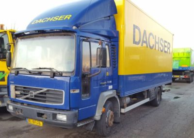 VOLVO FL612 4X2 FAT4.7 BAT7.8 GVW12 AIR-H